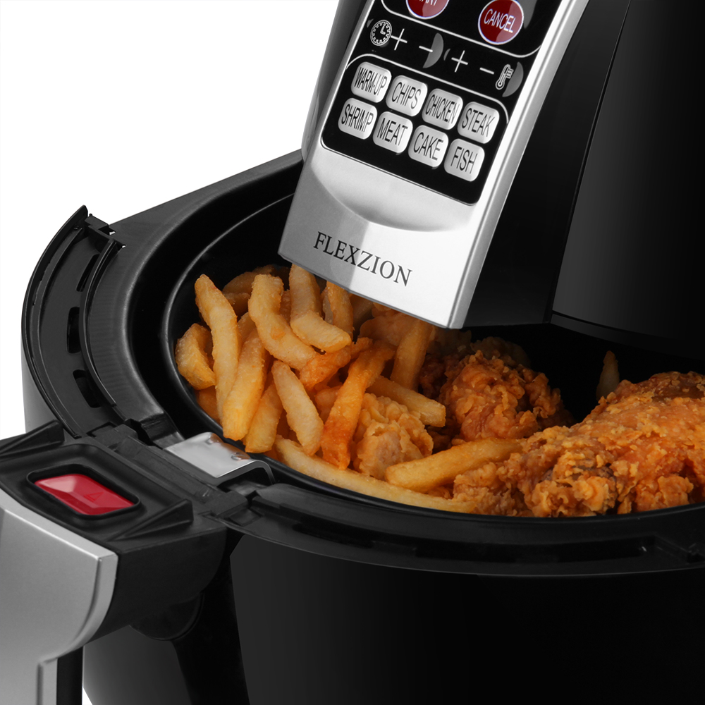 Electric Air Fryer Cooker Healthy Oil Less Dry Fryer Hot