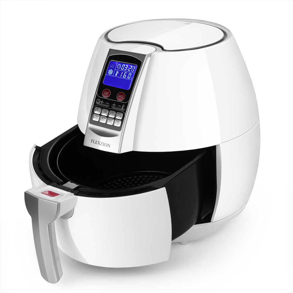 Electric air fryer cooker healthy oil less dry fryer hot for Air fryer fish